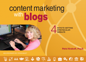 ContentMktgwithBlogs cover1 300x218 Free Ebook for Bloggers