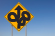 chaos ahead traffic sign Dont Jerk Blog Readers Around: <br> 5 Tips to Keep on Track