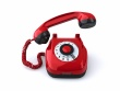 red retro phone Sales & Landing Pages Using Wordpress: Learn How
