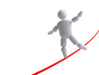 walking tightrope 6 Writing Tips for SEO Friendly Content Marketing