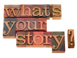 WhatYourStory Get Personal:  5 Tips for Putting YOU in Your Blog