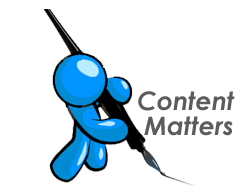 ContentMatters 4 Content Marketing Goals for a Coach Website