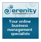SerenityVAServices Social Media for Busy Business Bloggers