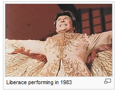 Liberace Better Business Blogging:  7 Lessons from Liberace