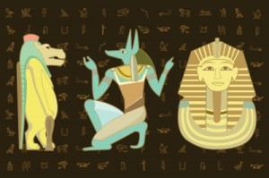 EgyptianSymbols 300x199 Content Marketing with Visuals: <br>Write Like an Egyptian