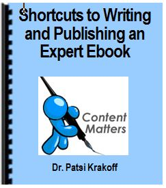 Shortcuts Expert Ebook Ebooks for Experts: 10 Questions to Ask Before You Write