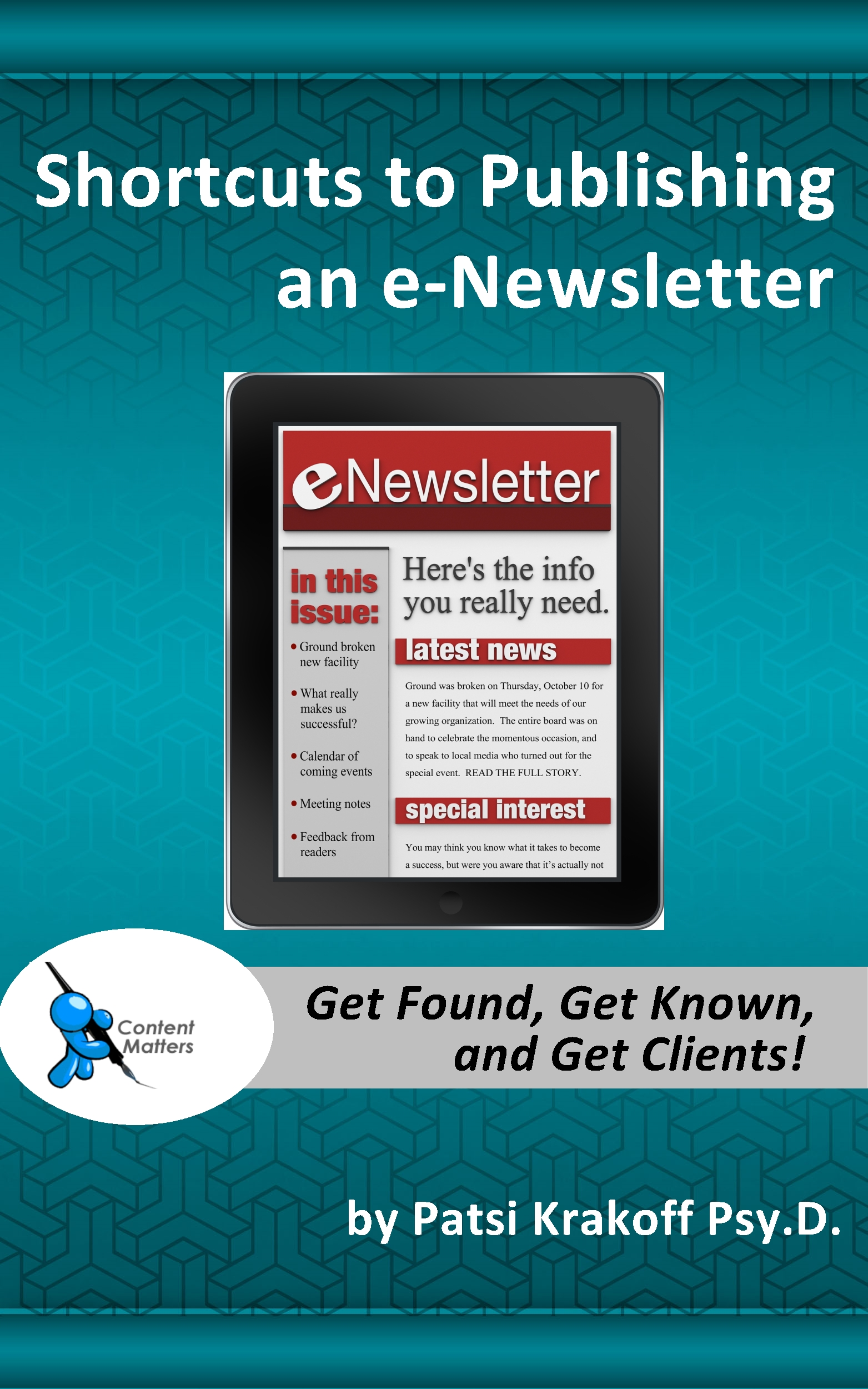 eNewsletter 10 TEAL E Newsletters: Whats the Ideal Format?