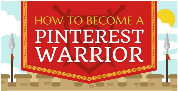 PinterestWarrior How to Become a Pinterest Warrior