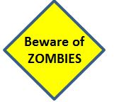 ZOMBIES The Scariest Blog: No Personality