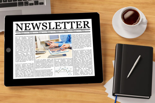 Business Newsletters: Is Yours Relevant? | Writing On The Web By